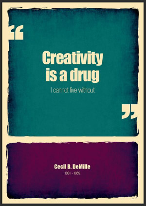 Quotes of the Day, Cecil B. DeMille