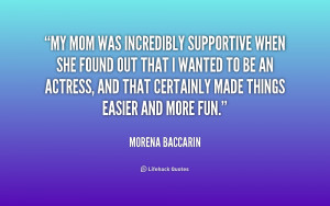 Quotes About Being Supportive