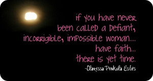 clarissa pinkola estes quotes women who run with the wolves