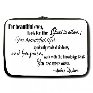 ... audrey hepburn audrey hepburn quotes for beautiful eyes sleeve for 13