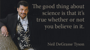 Neil DeGrasse Tyson: An Astrophysicist Of The People