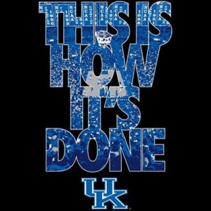 Kentucky Basketball #BBN #GoCats