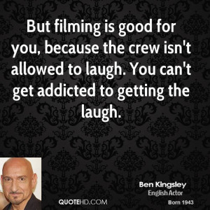 good for you because the crew isn 39 t allowed to laugh You can 39 t ...