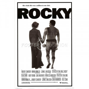 Rocky and Adrian Quotes