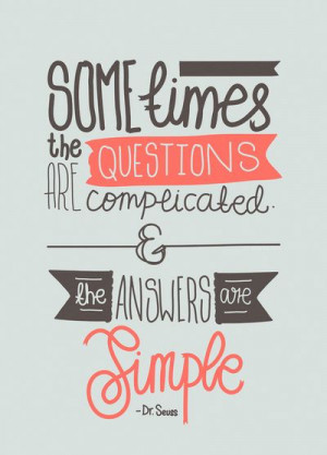 Dr. Seuss quote Ideas for font for new website. I love this ...