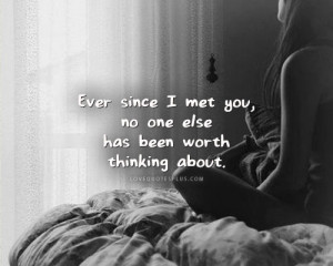 thinking of you love quotes Thinking Of You Quotes