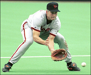 Cal Ripken, Jr. is best remembered for breaking Lou Gehrig's record of ...