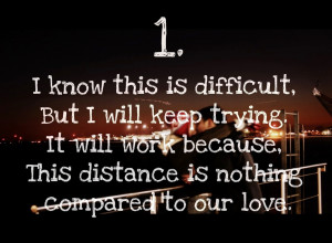 Thus long distance relationship quotes for her and for him