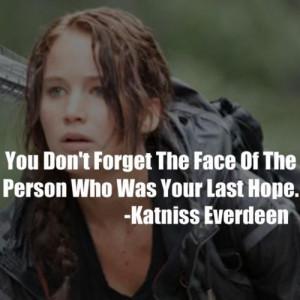 Good quotes life sayings katniss everdeen