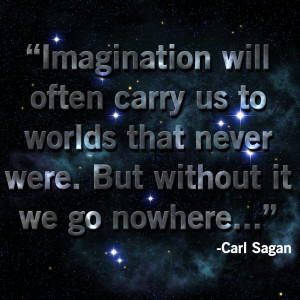 Carl Sagan Quote by arisechicken117