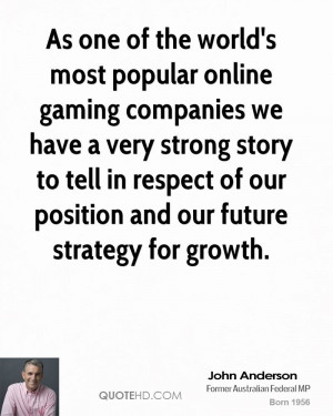 As one of the world's most popular online gaming companies we have a ...