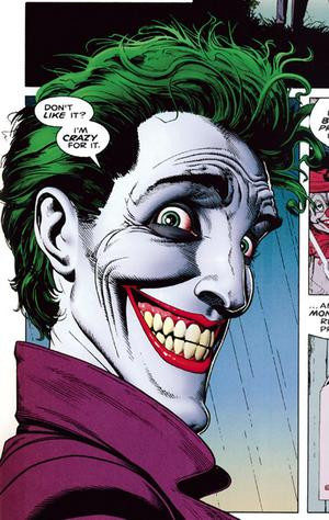 Batman The Killing joke Copyright DC Comics