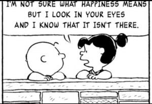 The Smiths lyrics as Peanuts..... The Smith's- Jeane