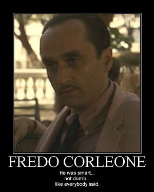 As my good friend Vito Corleone used to say,