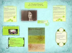 Dr_ Elizabeth Blackwell Biography http://www.glogster.com/hannahdaniel ...