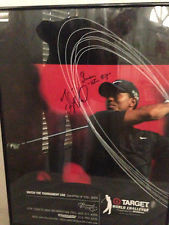 GOLF GREAT TIGER WOODS photo quote poster INSPIRATIONAL unique 24X36 ...