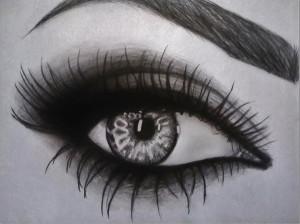 eye drawing tumblr