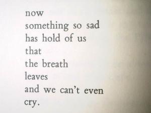 lit #poetry #bukowski #sadness #depression #misery
