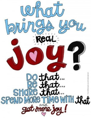 Hey Joy FM fans... what brings YOU #joy?