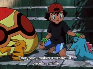 Tagged: Ash Ketchum pokemon quote
