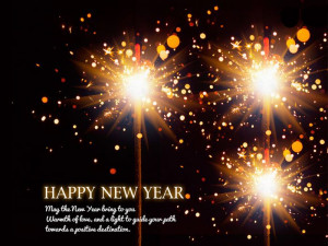 May The New Year Bring To You. Warmth Of Love, And A Light To Guide ...