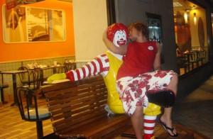 Daily WTF – Ronald McDonald Arrest Warrant 13 Pics