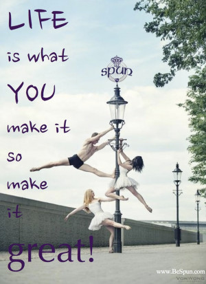 Pole Dance Fitness Quotes