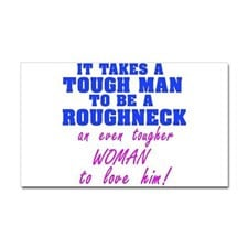 Oilfield Wife Roughneck Wife Oilfield Roughneck Gi Bumper Stickers