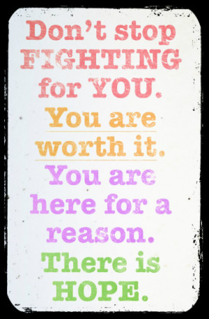 quote depression suicide motivation inspiration self harm stay strong ...