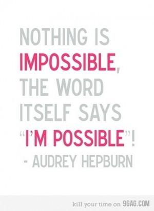 audrey hepburn is class