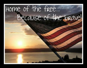 God bless our country and the men and women serving!