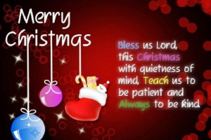 Merry Christmas Sayings and Phrases for Friends