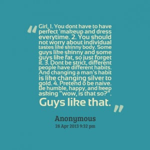 quotes about guys you like