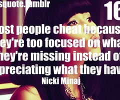 quotes nicki minaj love Nicki Minaj Qu...