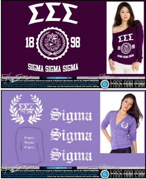 Tri Sigma purple cardigan & off the shoulder slouchy top. These ...