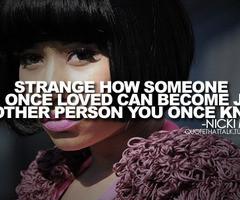 nicki minaj jealousy quotes