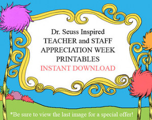 Popular items for staff appreciation