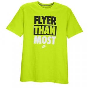 Nike Graphic T-Shirt - Men's - Casual - Clothing - Cyber Green/