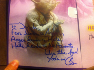 Yoda birthday quotes wallpapers