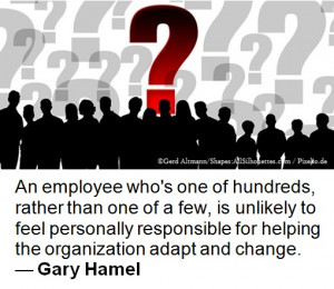 Gary Hamel Quote