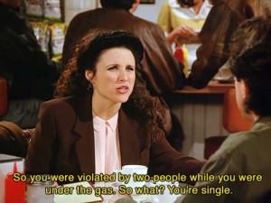 Seinfeld's Elaine Benes