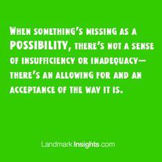 Landmark Insights, a Landmark Newsletter More