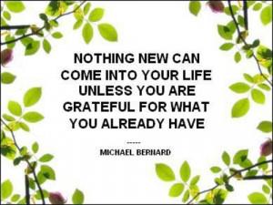 Gratitude Quotes Comments