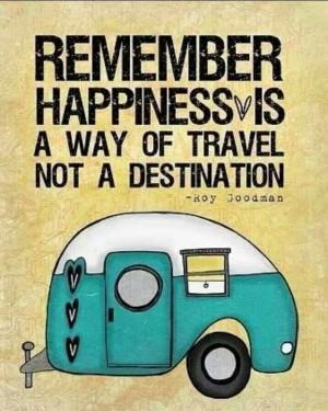 Travel happy.
