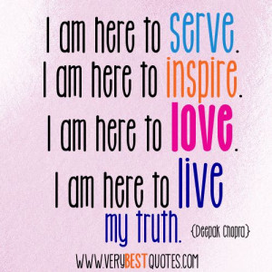 Inspirational Quotes about serving