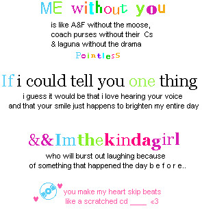 cute sayings