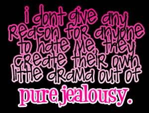 Jealousy Quotes And Sayings Great