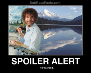 Bob Ross Bob Ross Facts! Funny Quotes, Images, Video and Bob Ross ...