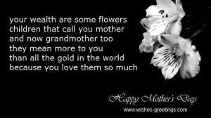 grandma quotes for mothers day