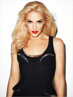 Gwen Stefani by Photographer Terry Richardson